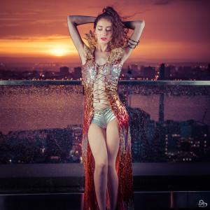 Sun Goddess Robe $350