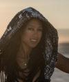 Unisex Reversible Sequin Hood
