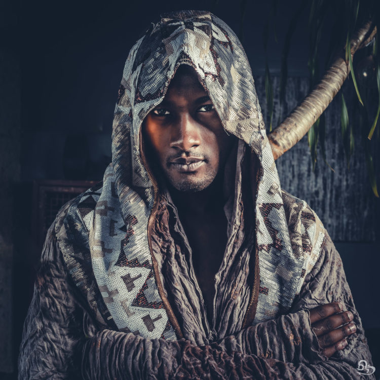 Tribal Festival Hood