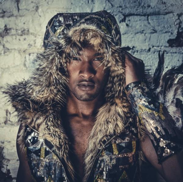 Faux Fur Festival Vest