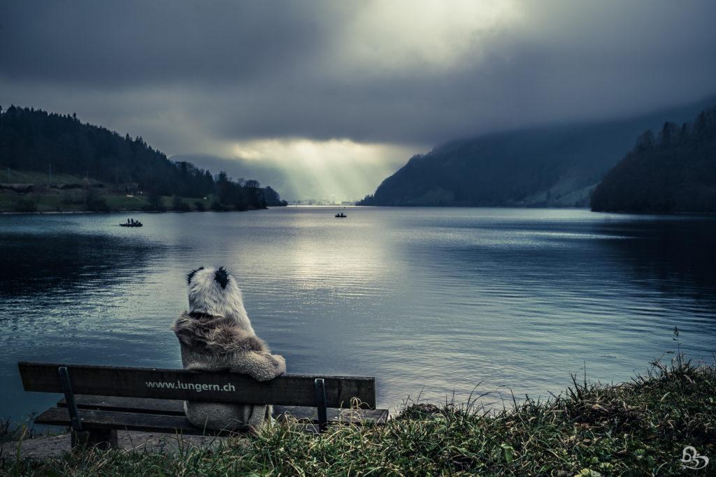 Lungern Switzerland Lake