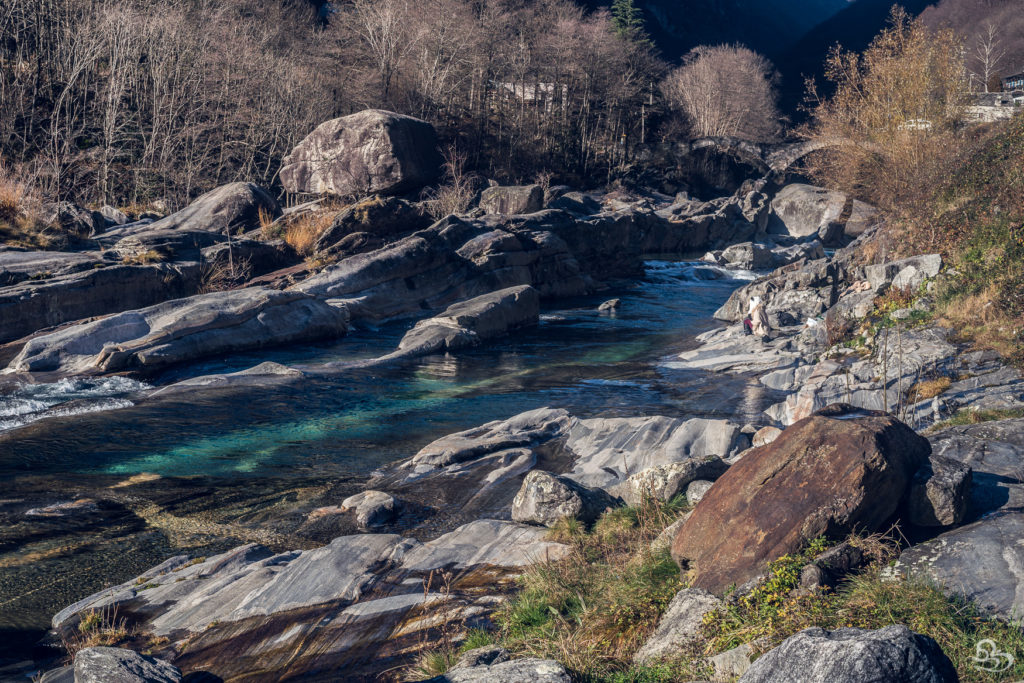 valle verzasca ticino switzerland photo