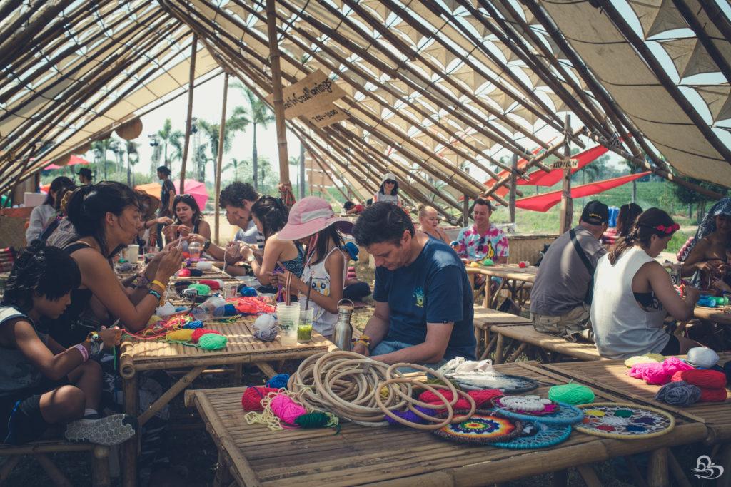 dreamcatcher workshop festival wonderfruit