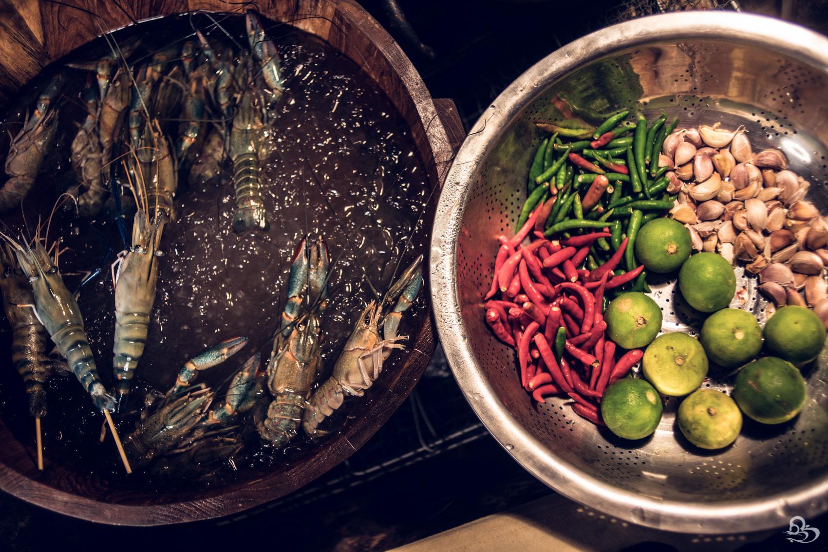 wonderfruit local thai food