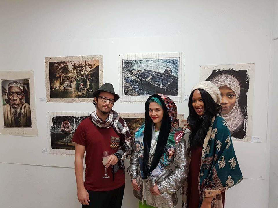 eyes on bangladesh art exhibit paris