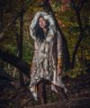 skadi winter goddess sequin coat